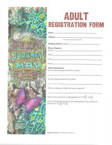 Registration form 2
