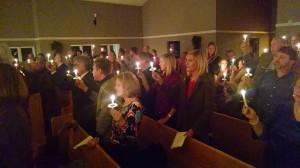Christmas Eve Worship 2014