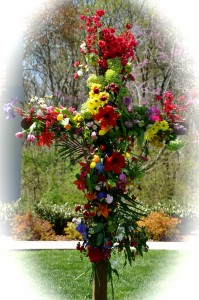 Blooming of the Cross at Easter